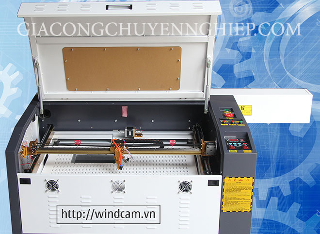 Máy cắt khác laser Đông Phương
