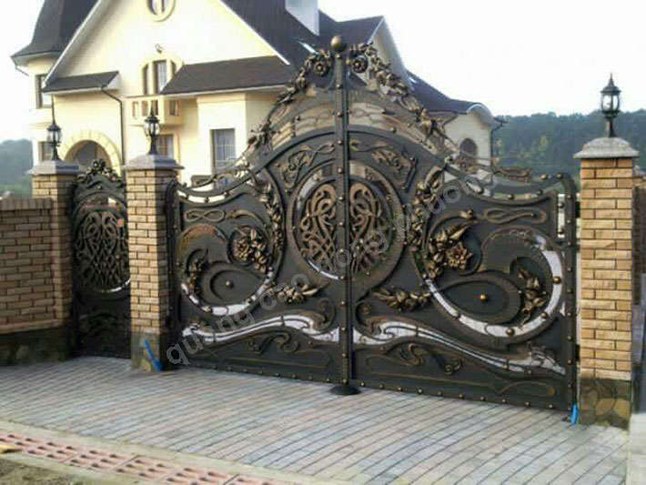 Chuyên gia công cắt cửa sắt cnc, cổng sắt cnc