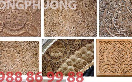 Cắt khắc CNC trên gỗ giá rẻ, địa chỉ uy tín tại Hà Nội 5