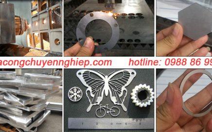 Cắt laser inox theo yêu cầu tại Hưng Yên giá rẻ - Lấy nhanh