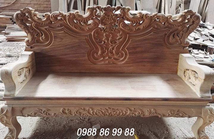 Gia công chạm khắc gỗ bằng máy cnc giá rẻ - làm theo yêu cầu 5