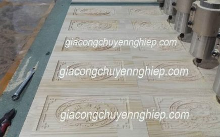 Sản phẩm khắc cnc gỗ - vẻ đẹp trường tồn với thời gian