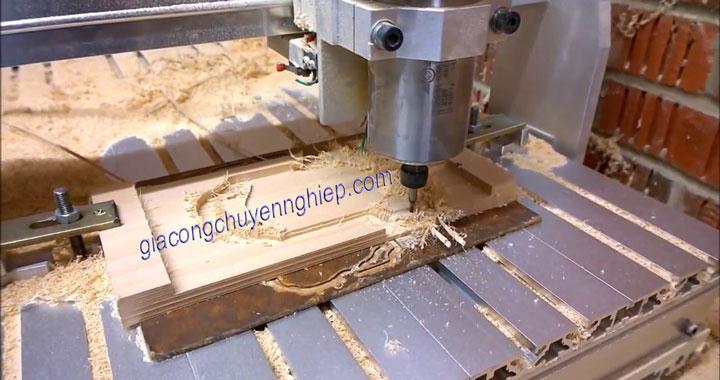 Gia công chạm khắc gỗ uy tín - chất lượng hàng đầu tại Biên Hòa