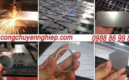 Nhận gia công cắt laser, khắc laser tại Hoàng Mai - Hà Nội