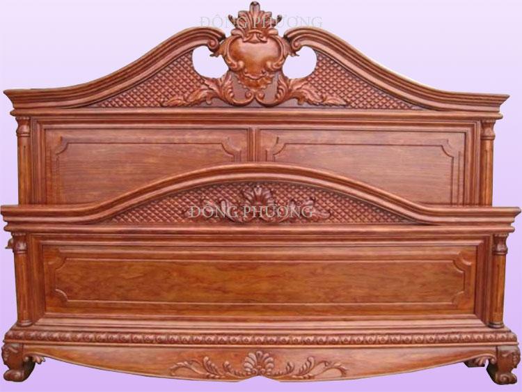 Giường gỗ 03