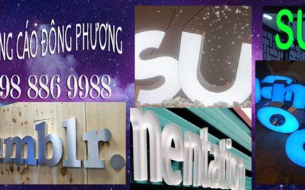 thiết kế thi công bảng hiệu quảng cáo giá rẻ nhất tại Hưng Yên