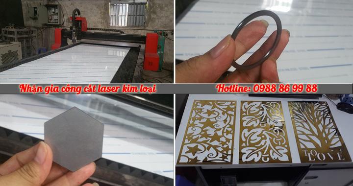 Cắt laser inox - Địa chỉ gia công cắt inox giá rẻ tại Hưng Yên