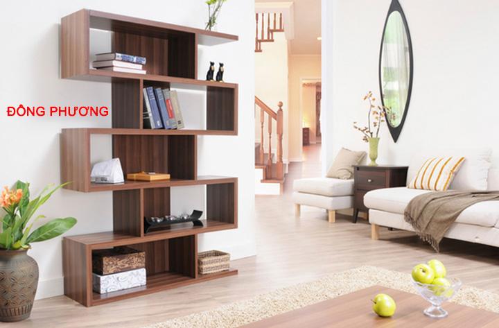 Nhận thiết kế, thi công kệ trang trí, kệ sách, kệ gỗ treo tường giá rẻ 6