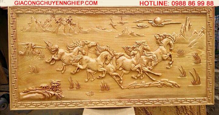 Địa chỉ gia công đục gỗ, khắc gỗ bằng máy cnc uy tín, giá rẻ tại miền Bắc 2