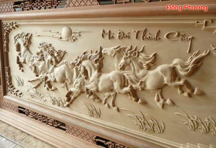 Địa chỉ gia công đục gỗ, khắc gỗ bằng máy cnc uy tín, giá rẻ tại miền Bắc 5