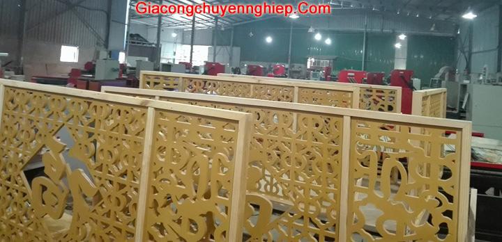Giá vách ngăn gỗ ép trên thị trường - Địa chỉ gia công vách ngăn gỗ giá rẻ 2