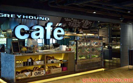 Những mẫu biển quảng cáo quán cà phê đẹp, thu hút khách hàng