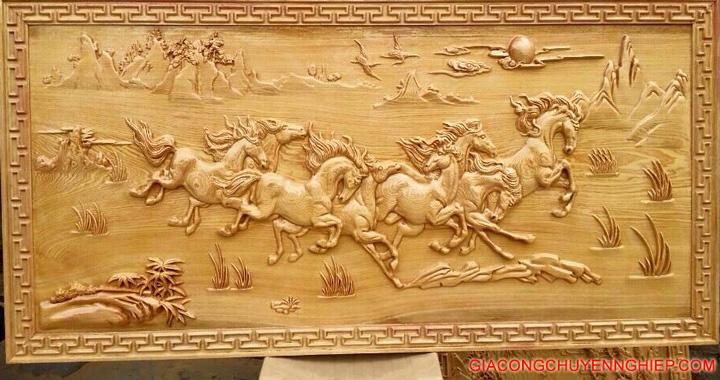 Những sản phẩm đồ gỗ trang trí phòng khách đẹp, giá rẻ 4