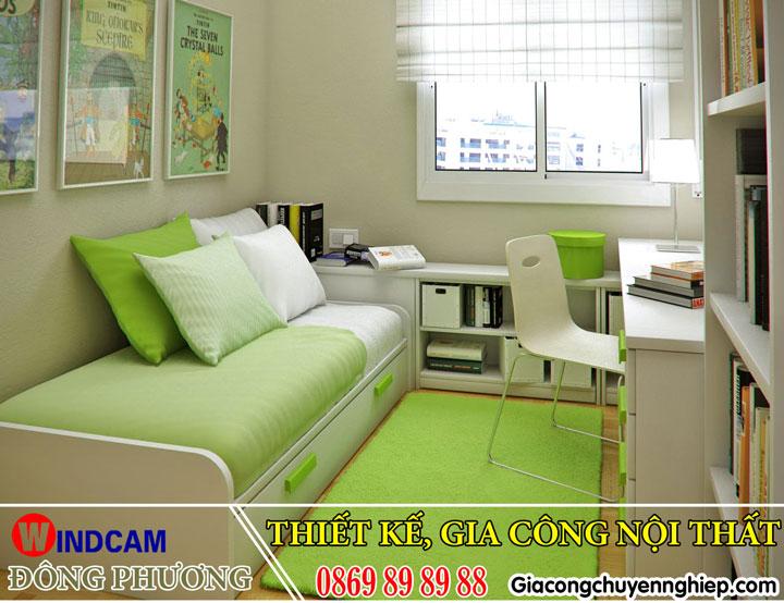 5 Nội thất phòng ngủ, giường gỗ, bàn ghế, tủ gỗ giá rẻ - 0869 89 89 88