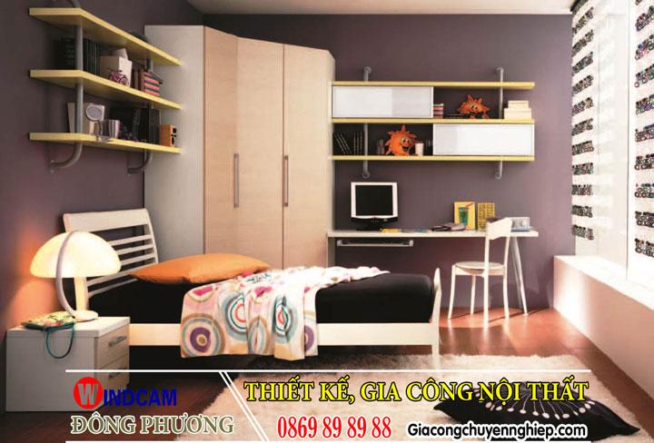 1 Nội thất phòng ngủ, giường gỗ, bàn ghế, tủ gỗ giá rẻ - 0869 89 89 88