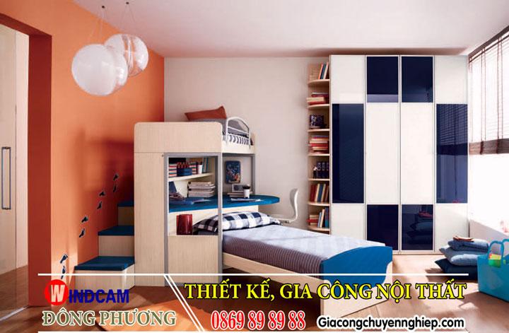 2 Nội thất phòng ngủ, giường gỗ, bàn ghế, tủ gỗ giá rẻ - 0869 89 89 88