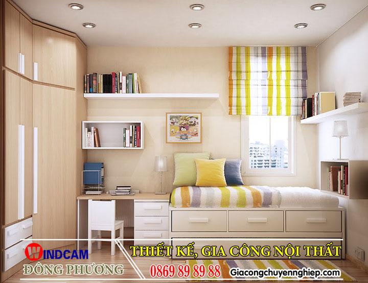 7 Nội thất phòng ngủ, giường gỗ, bàn ghế, tủ gỗ giá rẻ - 0869 89 89 88
