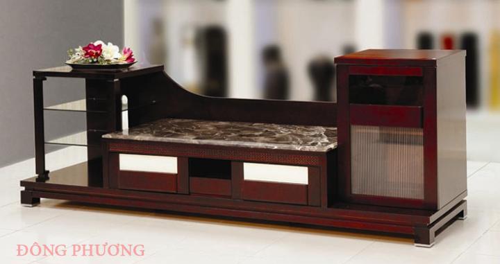 Mẫu kệ tivi phòng khách nhỏ, kệ tivi bằng gỗ đẹp, giá rẻ tại Hà Nội 1