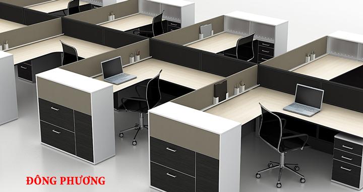 Mẫu nội thất văn phòng đẹp - Địa chỉ làm nội thất văn phòng tại Hà Nội 4