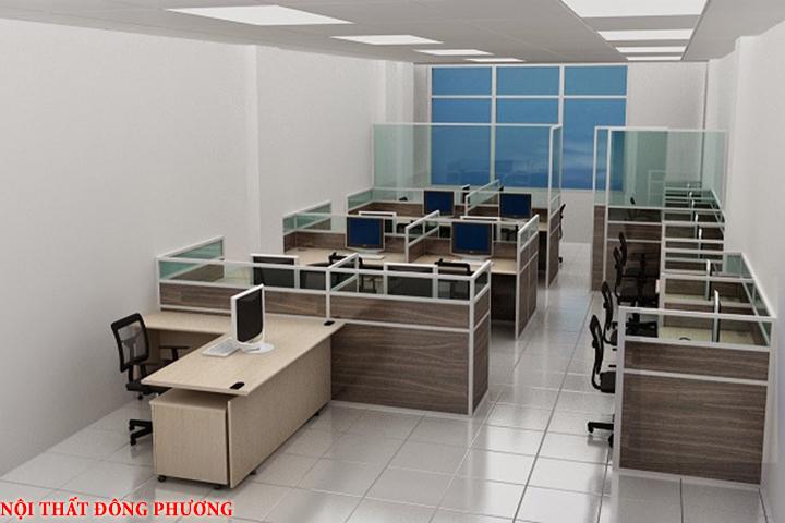 Mẫu nội thất văn phòng đẹp - Địa chỉ làm nội thất văn phòng tại Hà Nội 8