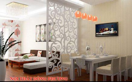 Giá vách ngăn phòng khách và bếp mới nhất tại Hà Nội