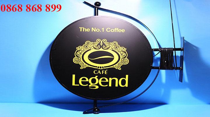Mẫu biển hộp đèn quảng cáo - Hà Nội địa chỉ làm biển hộp đèn mica giá rẻ 5
