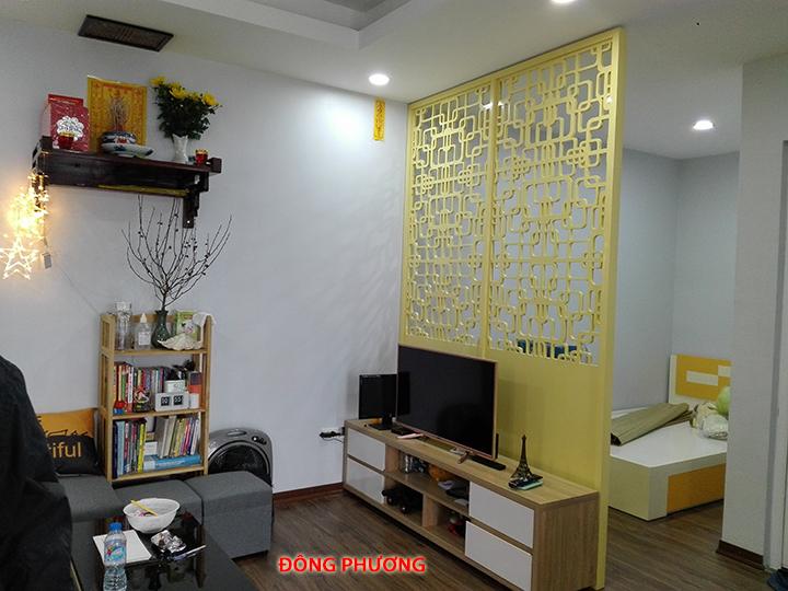 Nhận thi công nội thất chung cư trọn gói giá rẻ, chất lượng tại Hà Nội 1