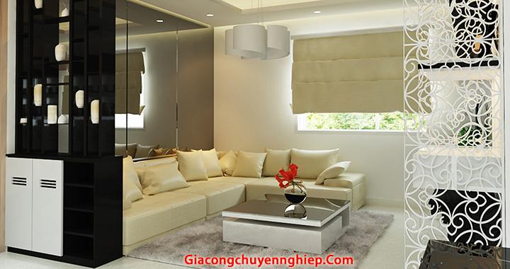 Nhận thi công nội thất chung cư trọn gói giá rẻ, chất lượng tại Hà Nội 2