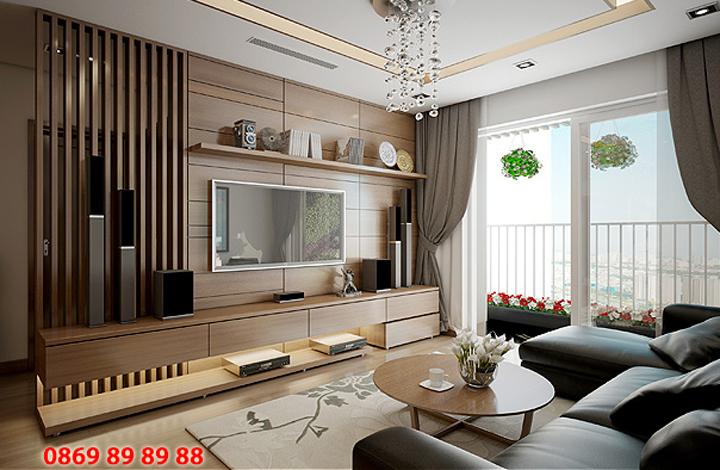 Nhận thi công nội thất chung cư trọn gói giá rẻ, chất lượng tại Hà Nội 4