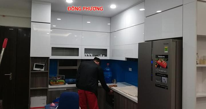 Nhận thi công nội thất chung cư trọn gói giá rẻ, chất lượng tại Hà Nội 5