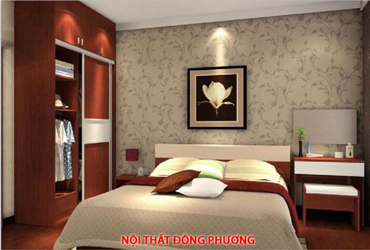 Thiết kế, thi công đồ nội thất phòng ngủ đẹp, sang trọng, giá rẻ 1
