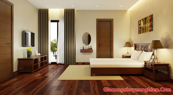 Thiết kế, thi công đồ nội thất phòng ngủ đẹp, sang trọng, giá rẻ 2