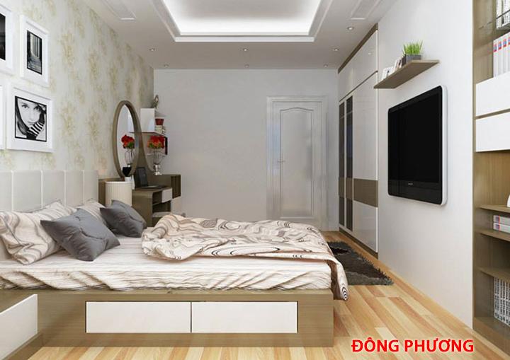 Thiết kế, thi công đồ nội thất phòng ngủ đẹp, sang trọng, giá rẻ 4