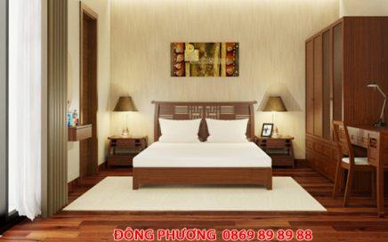 Thiết kế, thi công đồ nội thất phòng ngủ đẹp, sang trọng, giá rẻ
