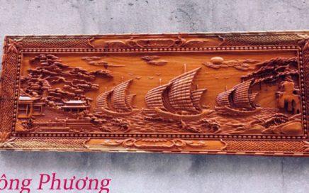 tìm hiểu ý nghĩa của các loại tranh điêu khắc gỗ