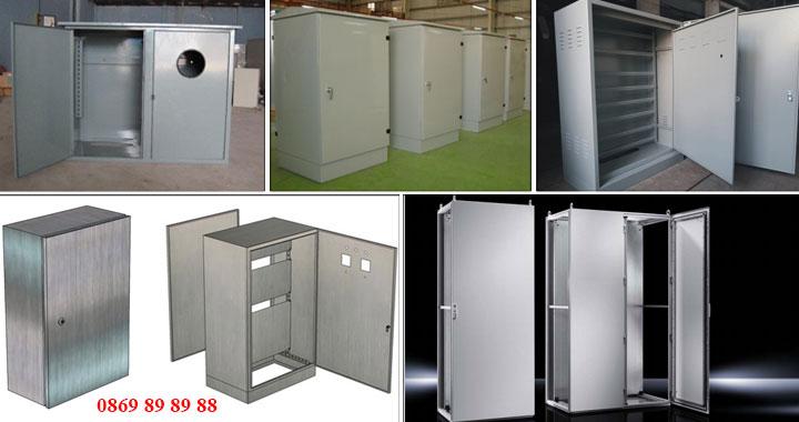 Xưởng chuyên gia công vỏ tủ điện theo yêu cầu, giá rẻ tại Hà Nội