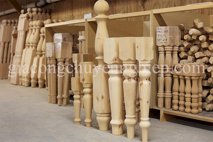 Chi tiết gỗ – Gia công song, tiện, chạm, chuốt chi tiết gỗ-30