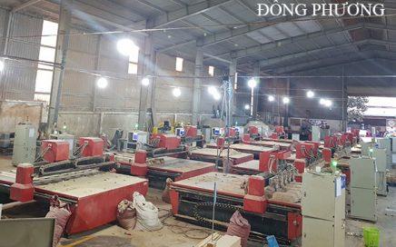 Công ty gia công, sản xuất đồ gỗ xuất khẩu, nội thất gỗ chất lượng cao
