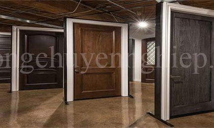 """Cửa Gỗ Công Nghiệp - đang """"HOT"""" trong thiết kế nội thất hiện nay-11"""