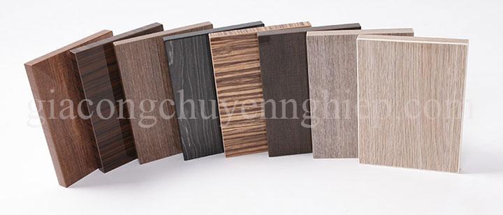 Tổng hợp các mẫu cửa gỗ công nghiệpcao cấp mới nhất 2018-01