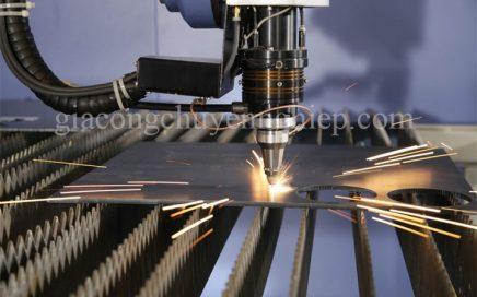 Dịch vụ cắt khắc laser kim loại - giacongchuyennghiep.com