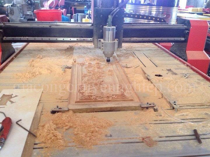 Gia công CNC tranh điêu khắc gỗ chuyên nghiệp - 0869 898 988-04