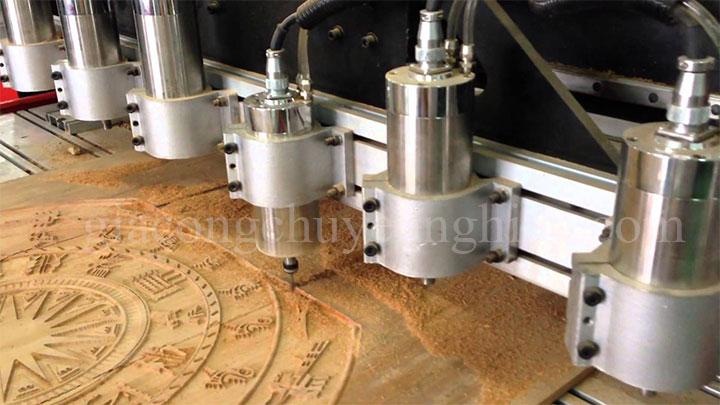 Gia công CNC tranh điêu khắc gỗ chuyên nghiệp - 0869 898 988-01