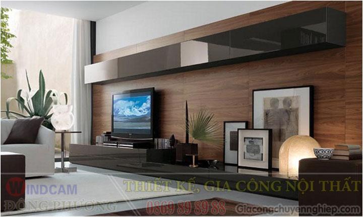 Gợi ý 20 mẫu tủ kệ gỗ trang trí nội thất đẹp - Nội thất Đông Phương-05