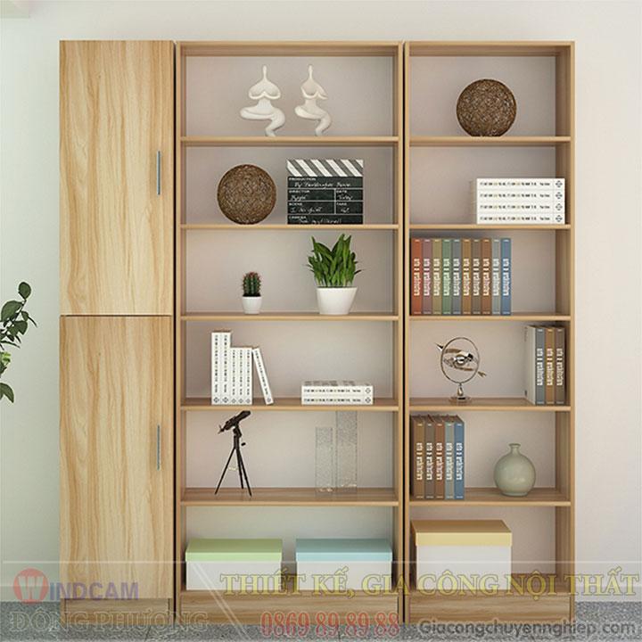 Gợi ý 20 mẫu tủ kệ gỗ trang trí nội thất đẹp - Nội thất Đông Phương-14