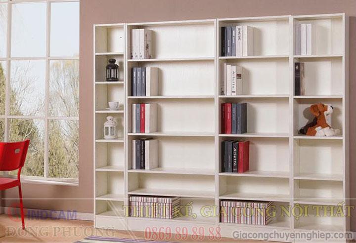 Gợi ý 20 mẫu tủ kệ gỗ trang trí nội thất đẹp - Nội thất Đông Phương-16