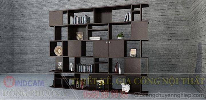 Gợi ý 20 mẫu tủ kệ gỗ trang trí nội thất đẹp - Nội thất Đông Phương-20