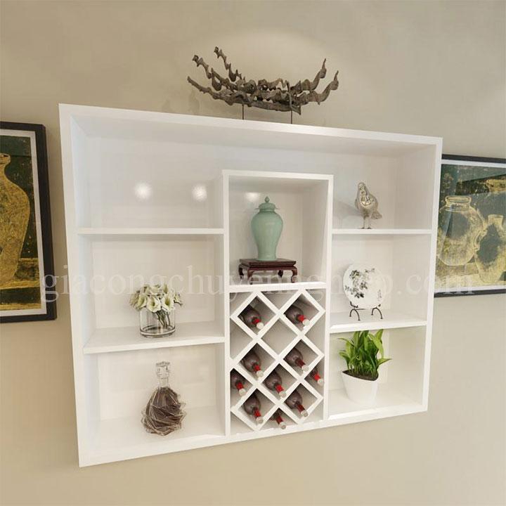 Gợi ý 20 mẫu tủ kệ gỗ trang trí nội thất đẹp - Nội thất Đông Phương-19