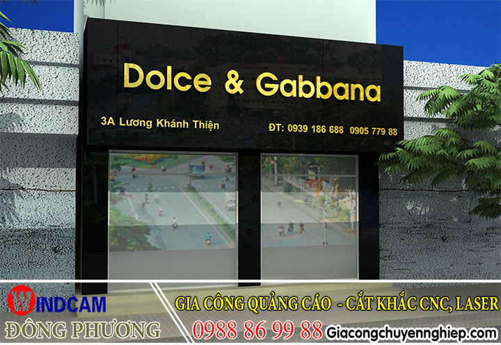 Trọn gói làm biển quảng cáo giá rẻ tại Hà Nội | 0868 868 899-02