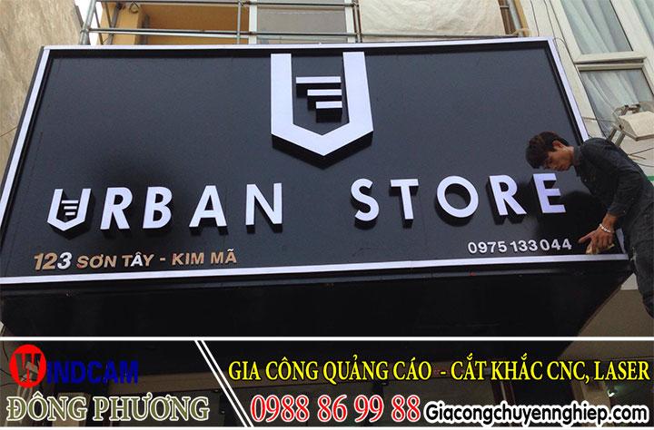 Trọn gói làm biển quảng cáo giá rẻ tại Hà Nội | 0868 868 899-03